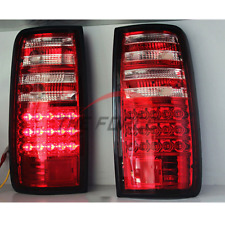 2x LED Tail Lights Lamps For Toyota Land Cruiser FJ80 LC80 FZJ80 4500 1990-1997