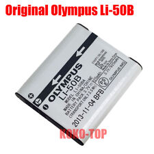 Genuine original Olympus LI-50B Battery for SZ31 SZ11 SZ30 u1030 LI-50C u9010