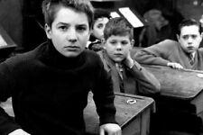 Jean-Pierre Leaud Les Quatre Cents Coups 24X36 Poster 400 Blows School Desk