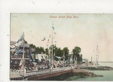 Cowes From Pier IOW 1905 Postcard 577a