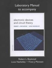 Lab Manual for Electronic Devices and Circuit Theory by Boylestad, Robert L., N