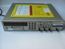 Calibrated Hewlett Packard 5334b Universal Counter