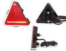 LED Rücklicht Heckleuchte Brems Blinker Mehrfachleuchte 5in1 Links 12/24V Nr323