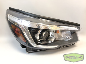 Subaru Forester 2017 2018 RH Right LED Headlight OEM 84001SJ060