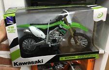 NEWRAY NEW RAY NEW-RAY KAWASAKI KX 450F KX450F MONSTER 1/12 MOTOCROSS MOTO CROSS