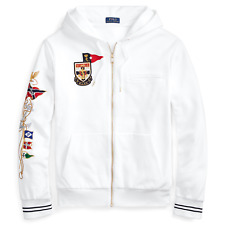 ***Medium***Polo Ralph Lauren Nautical Flag's Hoodie