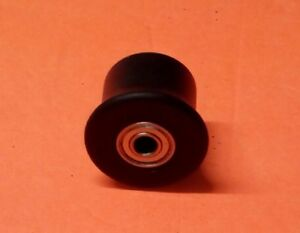 (6)ROLLING SEAT TROLLEY WHEELS for BOWFLEX .SEE ITEM DESCRIPTION FOR MODELS