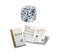 1.02 ct, Color G, VS1, Cushion cut Diamond GIA Graded, Unmounted, App... Lot 524