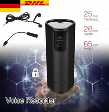 16GB Voice Recorder Ton Diktiergerät Audio Aufnahmegerät Konzert Musik Player