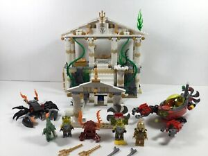 LEGO Atlantis 7985 City of Atlantis Complete W/ Manual no Box (2011)