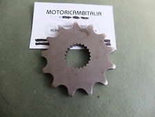 APRILIA AF1 SINTESI TUAREG WIND RED ROSE 88 PIGNONE CATENA FRONT SPROCKET Z13