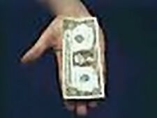 Magic Tricks SELF-FOLDING DOLLAR BILL Awesome Trick!!