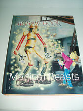 """""""Magical Beasts"""" Jigsaw Book: Four Jigsaws From the Land of Magick by Flame..."""