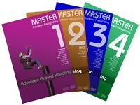 DVD COMBO - MASTER PPG 1, 2, 3 & 4: Powered Paragliding, Paramotor PPG DVDs