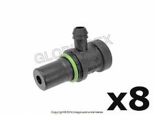 Mercedes r129 500 SL Fuel Injector Nozzle Holder GENUINE OEM NEW (8) + WARRANTY