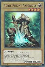 YU-GI-OH: NOBLE KNIGHT ARTORIGUS - SUPER RARE - GAOV-EN000