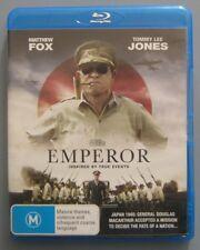 Emperor: Blu-Ray Matthew Fox Tommy Lee Jones