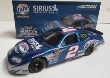 1/24 Rusty Wallace #2 Sirius Satellite Radio 2005 Charger NASCAR Diecast Car