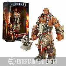 Warcraft Durotan 18-Inch Action Figure - Blizzcon Exclusive - New in stock