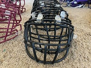 Lot Of Football Helmet Facemask (Xenith , Revolution and Revo Speed Facemask)