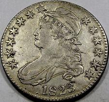 1823 O-107 Capped Bust Half Dollar Choice Abt. AU... So Nice and Original! NEAT!