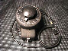 Vintage Superior Electric Powerstat Type 116 75 Amp 0 135 Volt Tested Works