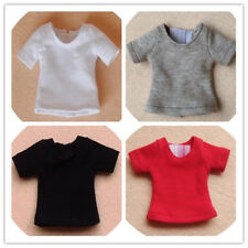 1pcs blythe T-Shirt Azone T-Shirt Pullip T-Shirt BJD T-Shirt 1/6Doll Top Clothes