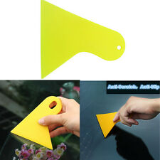 Car Auto Window Tint Scraper Squeegee Wrapping Vinyl Film Cleaning Tool Kit New