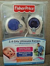 FISHER PRICE 2.4 GHz ULTIMATE RANGE MONITOR G8660 *NEW*