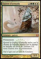 Guivre d'armada - Armada wurm - Magic Mtg -