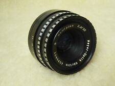 Meyer-Optic Gorlitz DOMIPLAN 2.8 / 50mm F2.8 M42 + DIGITAL Lens sticky aperture