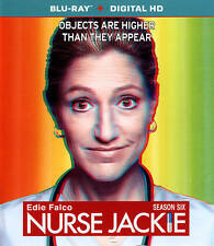 Nurse Jackie: Season 6 (Blu-ray 2-Disc Set , & Digital HD UV ) BRAND NEW