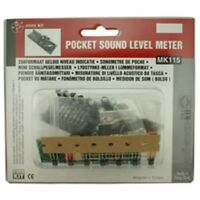 Velleman Pocket Sound Level Meter Electronics Kit MK115