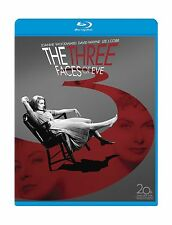 Three Faces of Eve The Blu-ray Free Shipping