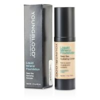 Youngblood Liquid Mineral Foundation - Sun Kissed 30ml Foundation & Powder