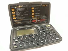 CASIO B.O.S.S. BOSS SF-4600B 64KB scheduling system POCKET Needs Batteries