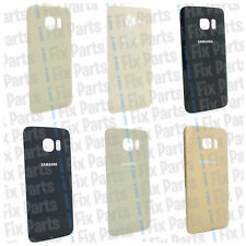 Back Rear Glass Battery Cover For Samsung Galaxy S6 / Edge / Edge+