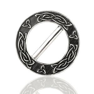 Trinity Knot - Schalring aus Schottland mit keltischem Muster