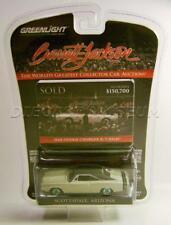 1968 '68 DODGE CHARGER RT GREEN MACHINE CHASE BARRETT JACKSON GREENLIGHT DIECAST