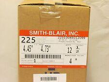 "NEW SMITH BLAIR 22510045012099 range 4.45"" - 4.73"" x12.5""  GAS PIPE REPAIR CLAMP"