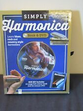 More details for simply harmonica book & dvd.