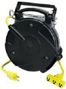 12 - 3 40' Retractable HD Electric Cord Reel 8140T-P PROLIGHT (Replaces 8040T-P)