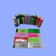 18650 Battery Sleeve Sheath Pvc Heat Shrinkable Packaging Sleeve With Logo