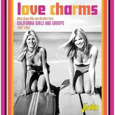Love Charms (west Coast Hits Rarities From California Girls & CD 33 Tracks EX