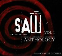 Charlie Clouser - Saw Anthology Vol 1 (Original Motion Picture Score) [CD]