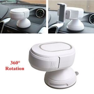 Suction Cup Car Dashbord Windshield 360° Rotation Cell Phone Holder Phone Mount
