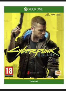 Cyberpunk 2077 (Xbox One) BRAND NEW AND SEALED - IN STOCK -