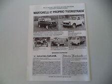 advertising Pubblicità 1982 UAZ 469 B/452/LADA NIVA 2121/DNEPR MT 10/36 650