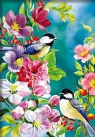DIY Diamond Painting Part Drill 5D Bird Embroidery Cross Stitch Kits Craft Art