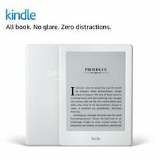 Amazon Kindle (8th Generation) 4GB, Wi-Fi, 6in - White -...